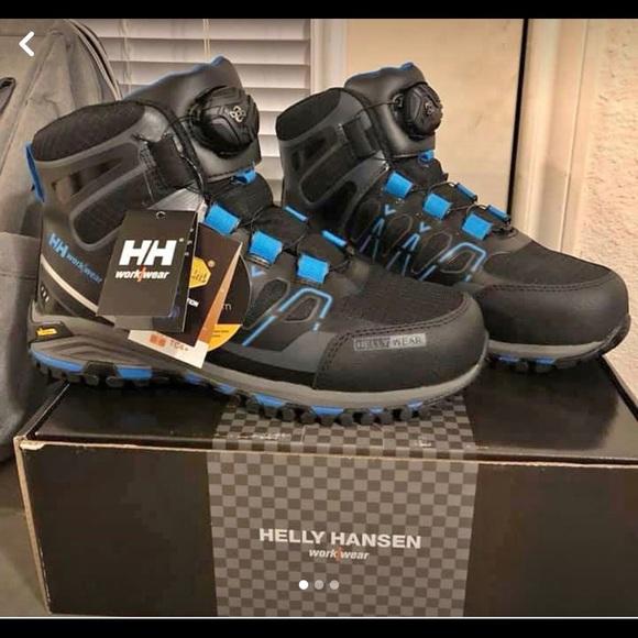 Helly Hansen Other - Helly Hansen steel toe boots